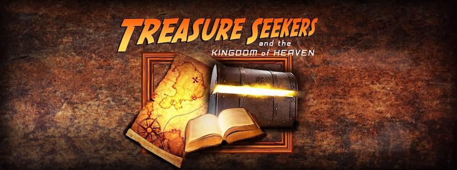 Treasure Seekers poster wide