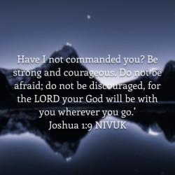 Joshua - Trust God